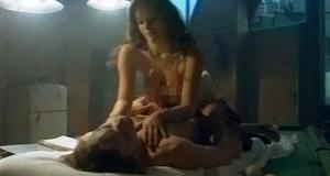 Секс сцена с голой Мариной Могилевской – Гладиатор по найму (1993)