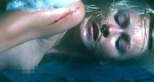 Эротическая сцена с голой Анастасией Паниной – Скалолазка и последний из седьмой колыбели (2007)