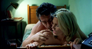 Голая Наташа Хенстридж в секс сцене – Двойная жизнь (2000)