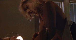 Голая Шэрон Стоун в секс сцене – Основной инстинкт (1992)