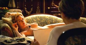 Сцена рисования с голой Кейт Уинслет – Титаник (1997)