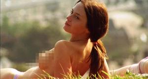 Эротическая сцена с Натали Пресс и Эмили Блант – Мое лето любви (2004)