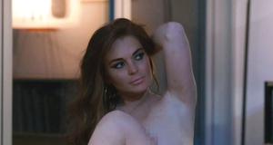 Эротическая сцена с Линдси Лохан – Каньоны (2013)