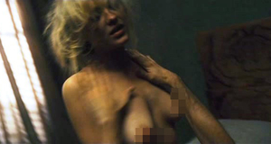 Постельная сцена с Марион Котийяр – Черный ящик (2005)