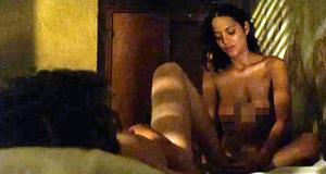 Голая Марион Котийяр – Неистовые (1999)
