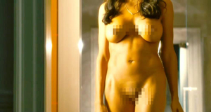 Полностью голая Розарио Доусон – Транс (2013)