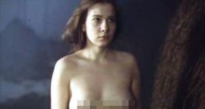 Голая Юлия Высоцкая – Пойти и не вернуться (1992)