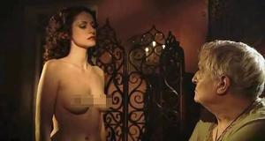 Откровенная сцена с Анной Ковальчук – Мастер и Маргарита (2005)
