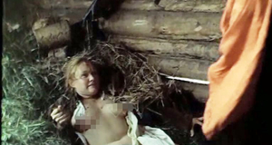 Голая Наталья Андрейченко – Сибириада (1978)