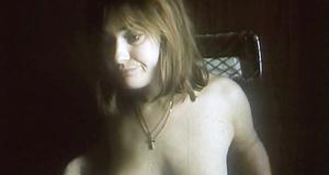 Голая грудь Ларисы Гузеевой – СВ. Спальный вагон (1989)