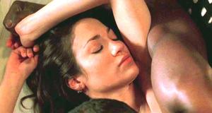 Секс сцена с Дженнифер Лопез – Денежный поезд (1995)