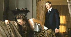 Голая Кира Найтли – Опасный метод (2011)